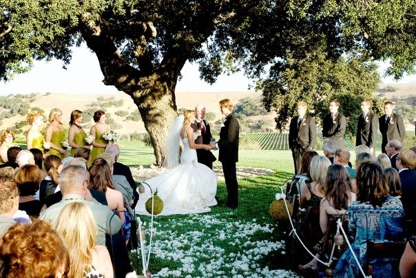 Santa barbara wedding locations feature foley winery and the vineyard mesa junglespirit