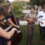 Bluegrass Band to tie in her southern heritage