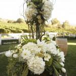 Effloresce Floral's signature elegance at the altar.
