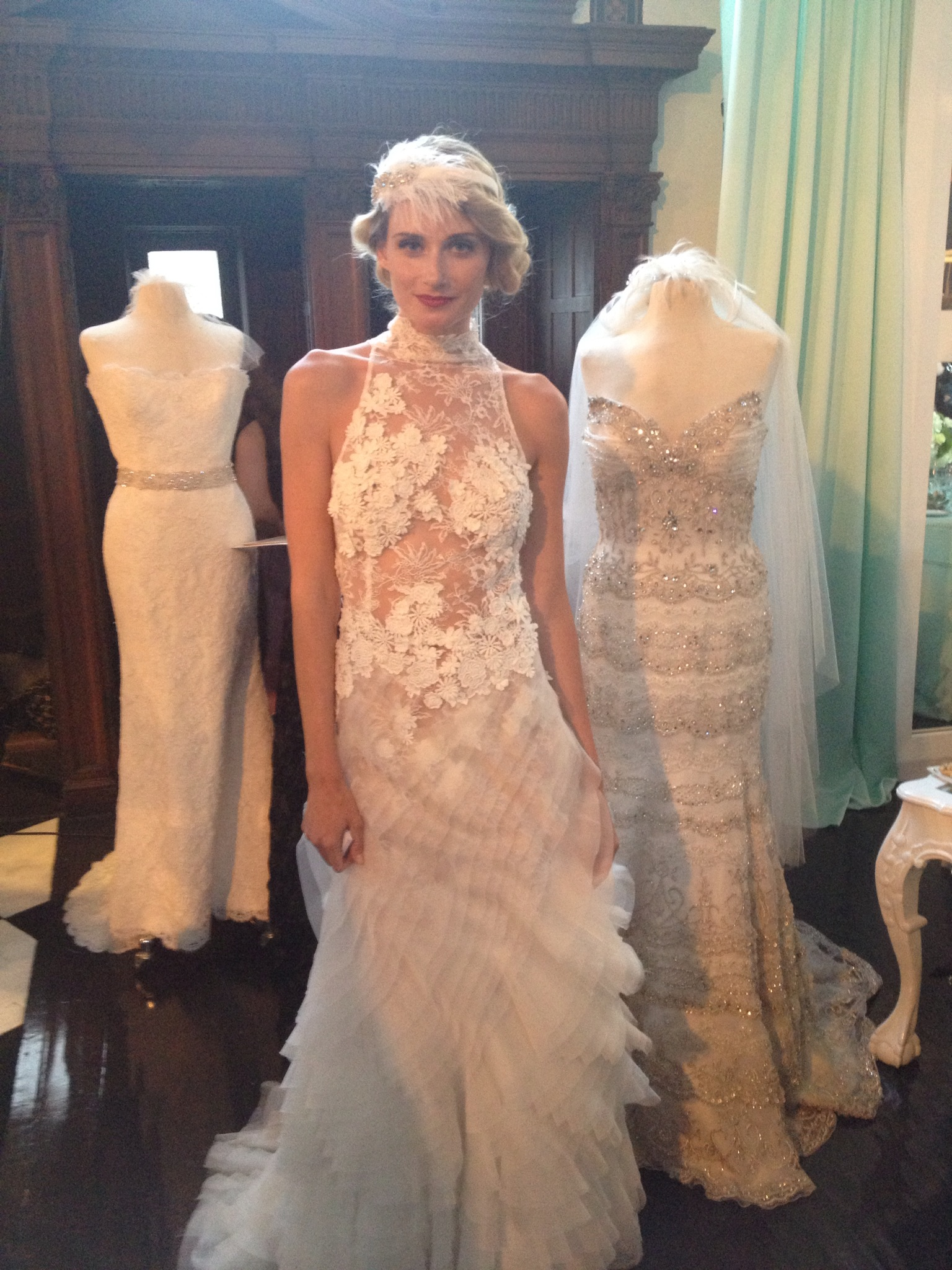 Great Gatsby Wedding Style Dress