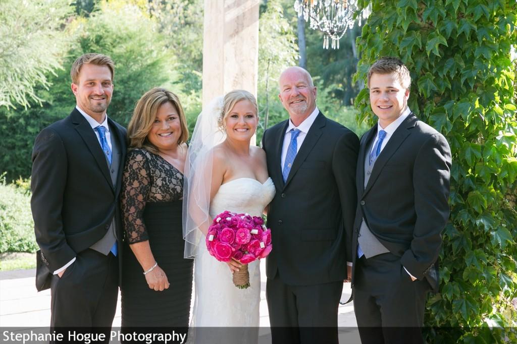 The Whitcomb Family | Photo by Stephanie Hogue
